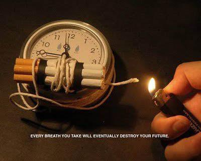 Merokok Sebenarnya Baik untuk Kesihatan