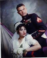 My Marine, My Boricua...