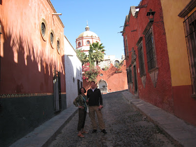 A Great Place To Visit In Mexico-- San Miguel De Allende: Safe, Beautiful, Unique, Easy