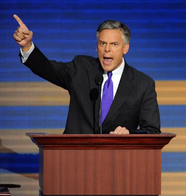 jon huntsman and wife. Jon Huntsman, the former Utah