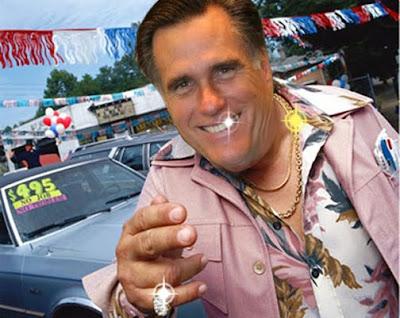 mitt romney. Mitt Romney considers himself