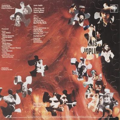 Janis Joplin - I Got Dem Ol' Kozmic Blues Again Mama (US 1969)