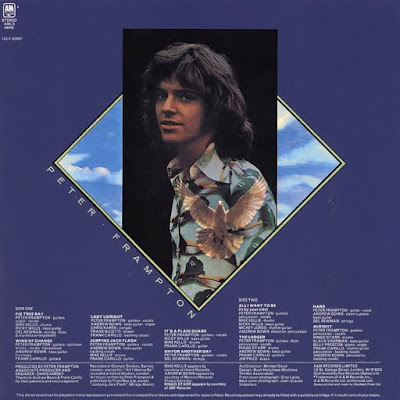 Peter Frampton - Wind of Change (Classic 1st Album UK 1972)