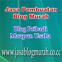 Jasa Pembuatan Blog Murah