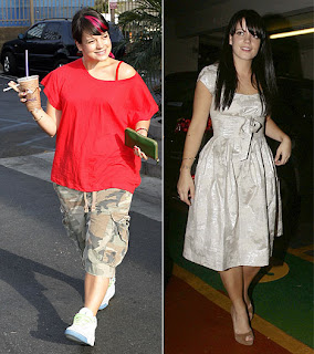 Lily Allen hypnotism to lose weight