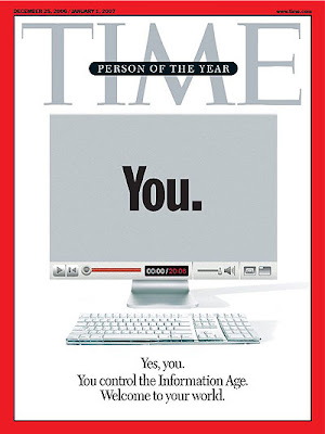time magazine person of the year you. Time Magazine cover of