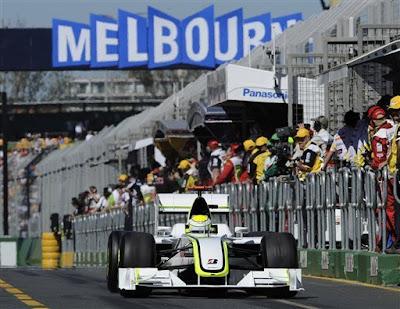 Auto Racing Australia on Jenson Button Won The Season Opening Australian Grand Prix On Sunday