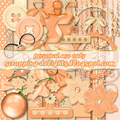 http://scrapping-delights.blogspot.com/2010/01/peachy-cream-surprise-scrapkit-freebie.html