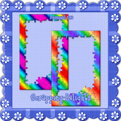 http://scrapping-delights.blogspot.com/2009/08/puzzle-frames-freebie.html