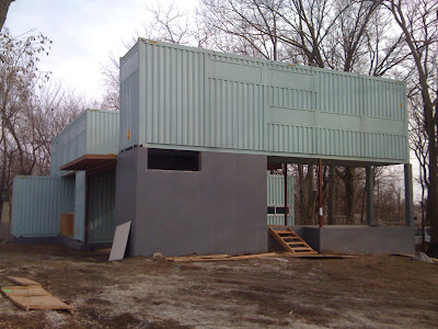 Shipping container home in brookside kcrag forum - Shipping container homes chicago ...