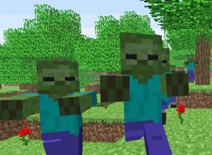 Como celebrar halloween en minecraft mundo minecraft for Como hacer la casa de plantas vs zombies en minecraft