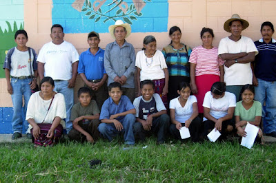 Sponsored Students and Parents of Mayalan