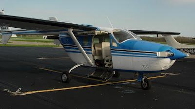 GCA Skymaster Cessna 337 N6CV