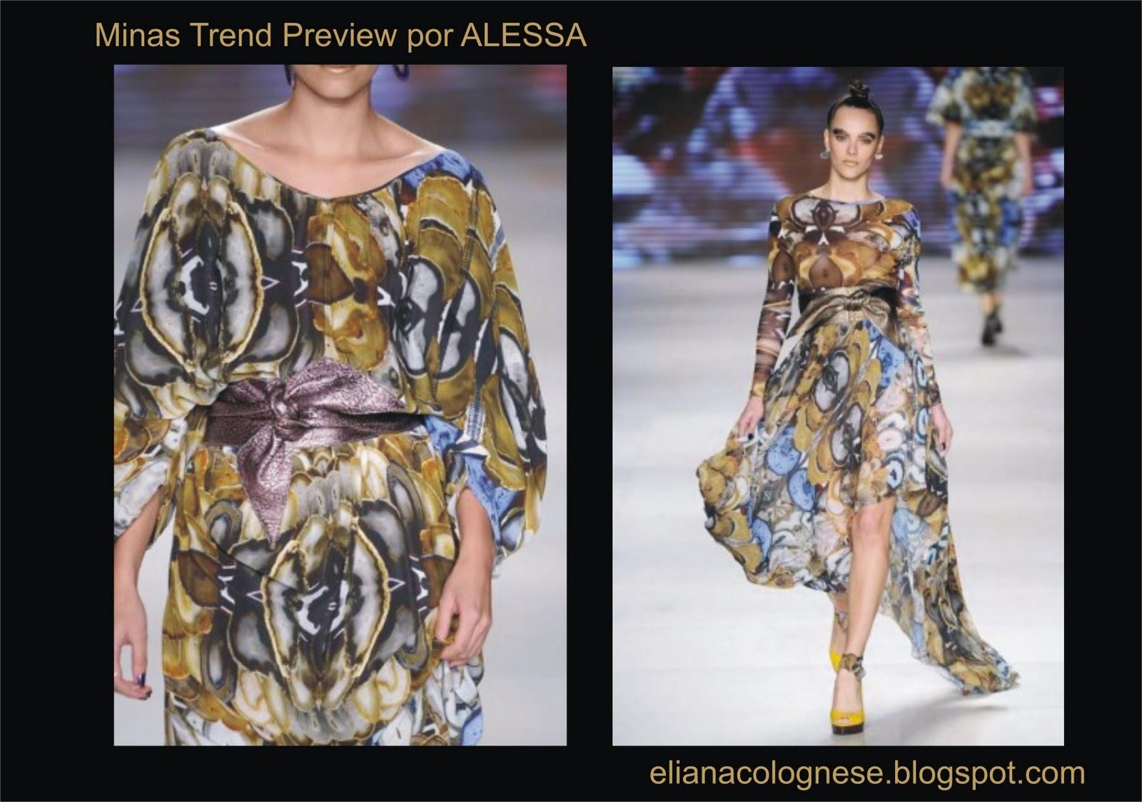 A Designer de Joias: Minas Trend Preview por Alessa