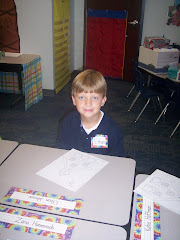 Ethan (5) - Kindergarten!