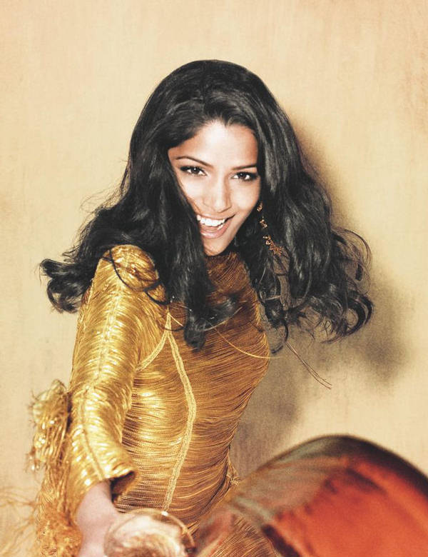 Freida Pinto | New York Times Style Qatar November 2010