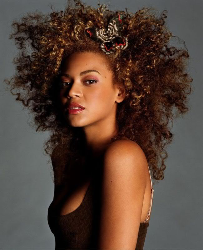 Sexy Beyonce for Allure magazine