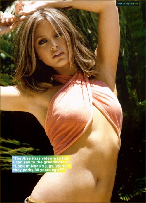 Holly valance nip
