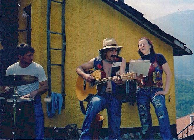 La Fèdér's sbinda band ad Andrista
