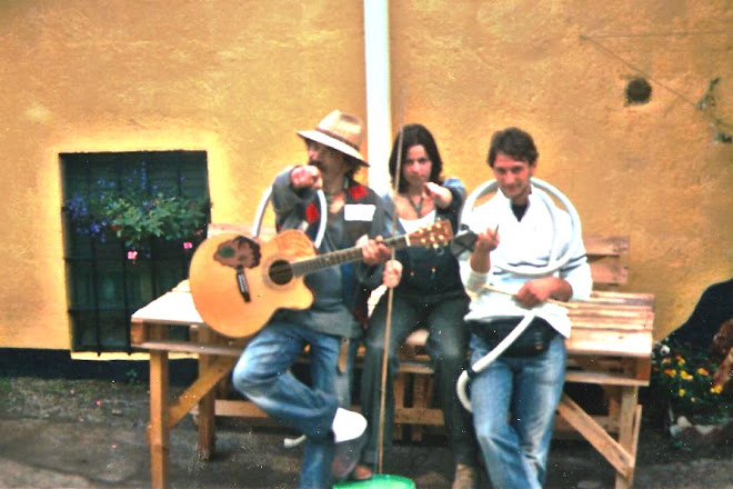 La Fèdér's sbinda band in fase di preparazione...