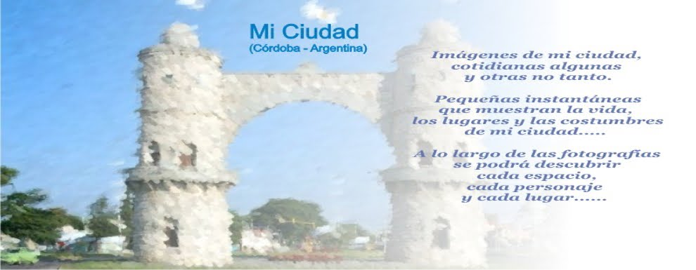 MI CIUDAD (Crdoba - Argentina)