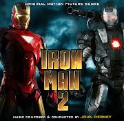 Iron Man 2 (John Debney) (iron man frontsmall)
