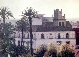 Casa Arizón, en Sanlúcar de Barrameda