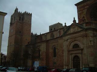 Catedral de Sigüenza [Foto: Alejandro Pérez Ordóñez]