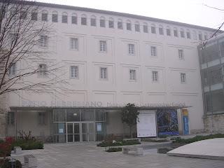 Museo Patio Herreriano, Valladolid [Foto: Alejandro Pérez Ordóñez]