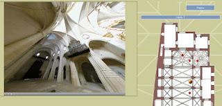 En el museo virtual se pueden realizar visitas en 3D a los monumentos