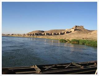 Fortaleza de Yahdun-Lim, en el Medio Éufrates Sirio