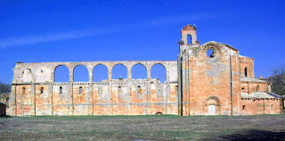 Monasterio de Santa Cruz de Moreruela (Zamora)