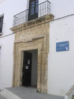 El Museo Arqueólogico de Espera es uno de los subvencionados [Foto: Alejandro Pérez Ordóñez]