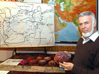 Piezas de interés artístico y arqueológico de Afganistán vuelven ahora a su país [Foto: Associated Press]