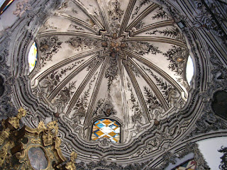 El barroco cordobés será uno de los capítulos de este conjunto de eventos (cúpula de las Angustias, Priego de Córdoba) [Foto: Alejandro Pérez Ordóñez]