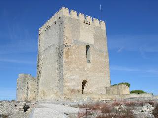 Alcazaba de la Mota en Alcalá la Real [Foto: Alejandro Pérez Ordóñez]