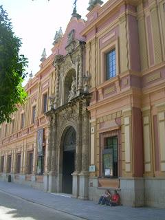 Museo de Bellas Artes de Sevilla [Foto: Alejandro Pérez Ordóñez]