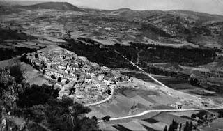 Fotografía histórica de Salvacañete (Cuenca)