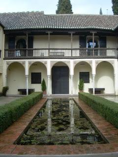 Casas del Chapiz, sede de la Escuela de Estudios Árabes (CSIC) [Foto: Esther Carrero Fernández]
