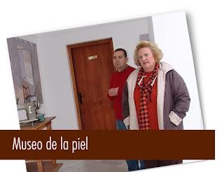 Maribel Lobato y Paco Solano [Foto: Ubrique.com]