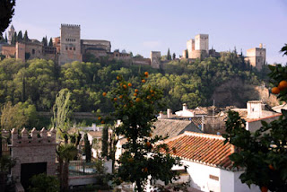 La Alhambra desde el Carmen de los Mnimos (LAAC) [Foto: LAAC]
