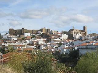Castillo de Aroche [Foto: Rafael Lucena Soto]