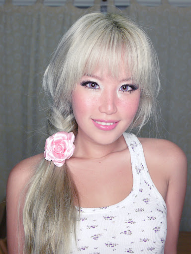 Wendy Cheng  Xiaxue on Instagram Hair  at  Island