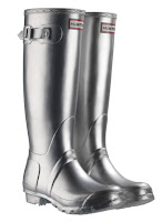 Hunter boots @ the other chic