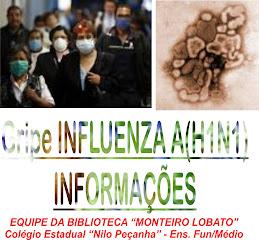Gripe INFLUENZA A(H1N1)