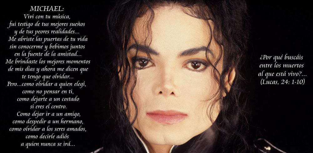 Michael Jackson ¡¡NO ESTA SOLO!!