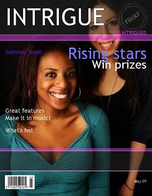 Intrigue magazine new issue