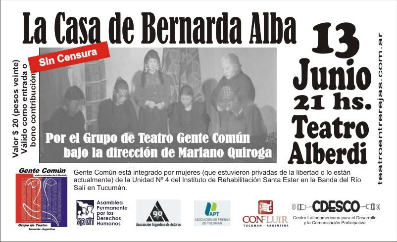 Mujeres tras las rejas 14 may 2010 - Preguntas y respuestas de la casa de bernarda alba ...