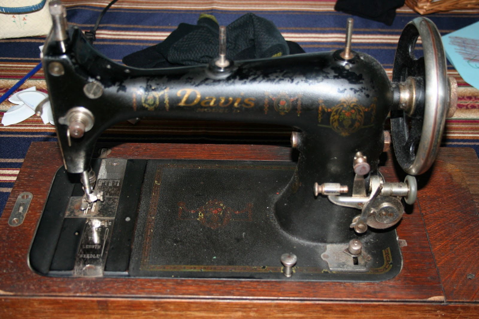 Shet Happens Davis Sewing Machines