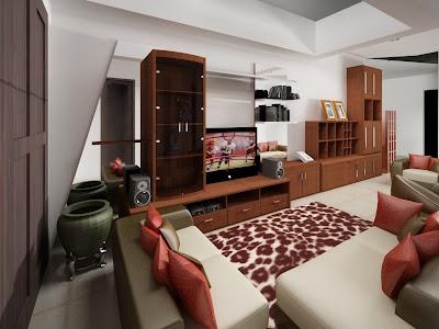 Living Room Interior design Furniture